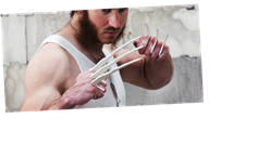 This Guy Made Wolverine's 'Bone Claws' in Real Life