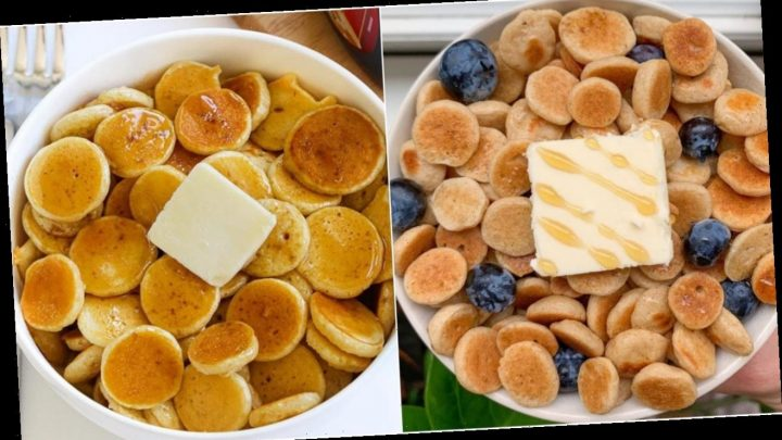 'Pancake Cereal' Is the Easiest Food Trend Taking Over Quarantine