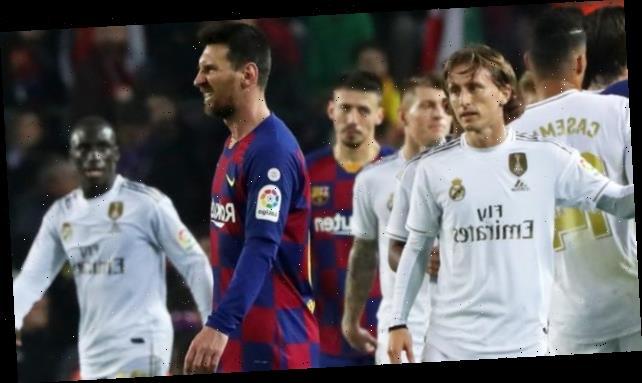 La Liga to resume on 11 June, says Spanish league's president Javier Tebas