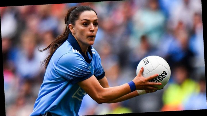 Dublin's Sinead Goldrick says the break in play is offering a silver lining