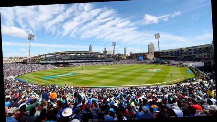 Surrey keen to stage international cricket in 2020 despite coronavirus pandemic