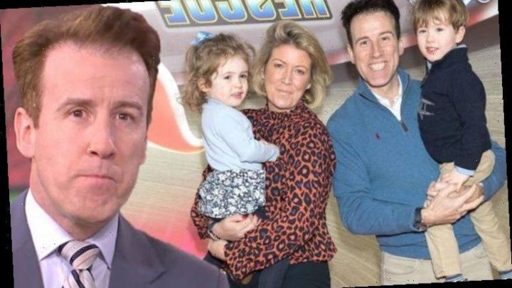 Anton du Beke: Strictly pro's son, three, undergoes operation as he's forced to miss class