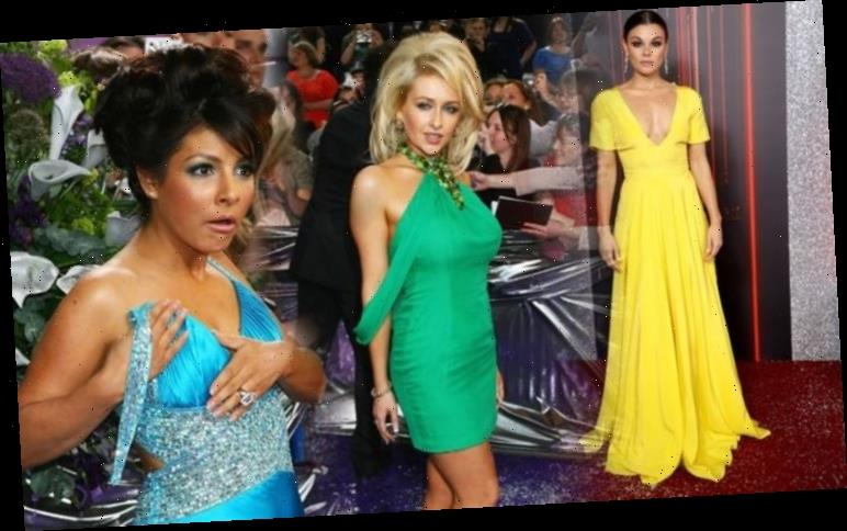 British Soap Awards best & worst dressed of all time: Roxanne Pallet wardrobe malfunction