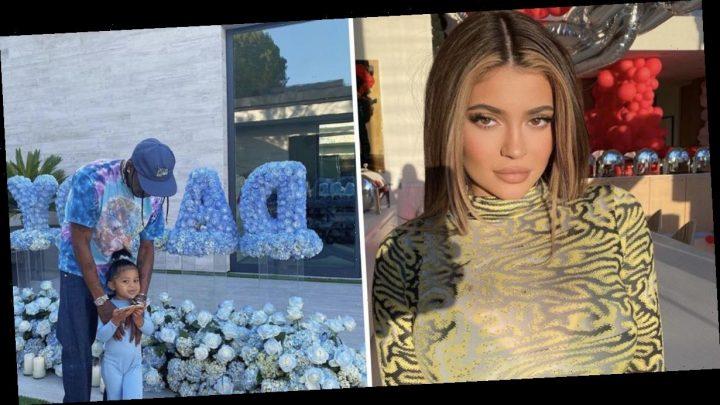 Kylie Jenner throws 'best daddy' Travis Scott an amazing Father's Day celebration – take a peek