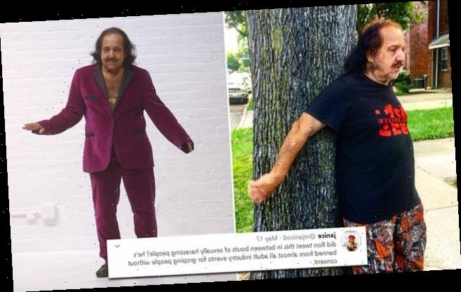 BREAKING: Porn star Ron Jeremy charged with raping three women