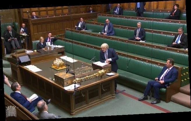 Boris Johnson condemns 'inexcusable' death of George Floyd