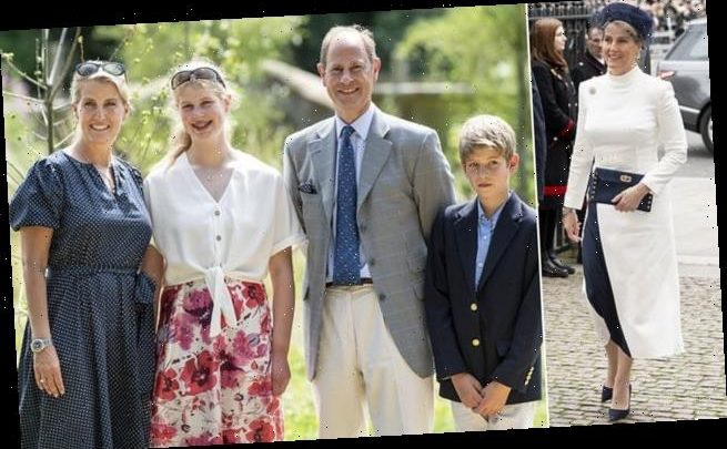 Sophie Wessex's children will not take on official royal roles