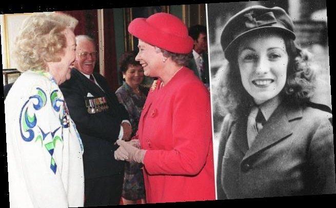 Queen 'very, very sad' over Dame Vera Lynn's death
