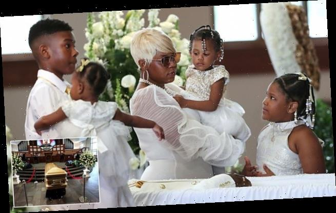 Rayshard Brooks to be laid to rest in Atlanta today