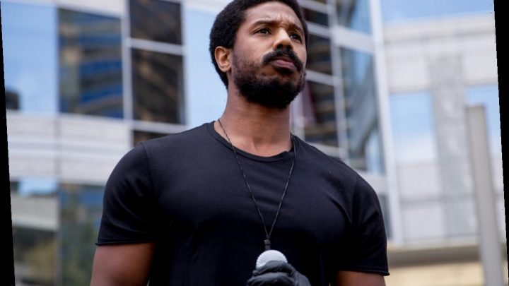 Michael B. Jordan's Anti-Racism Protest Speech Reflected On His Movie Roles