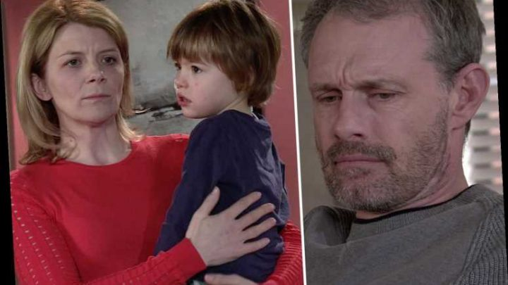 Coronation Street's Nick Tilsley can't hug Leanne as she breaks down over Oliver's illness reveals Ben Price – The Sun