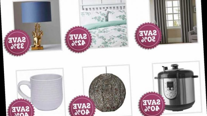 Wilko launches huge home and kitchen sale with 50% off