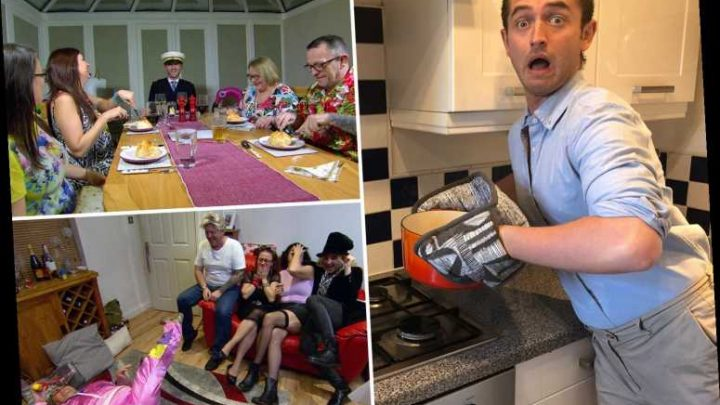 Eight hours of cooking and a £125 budget — what it's really like on Come Dine With Me