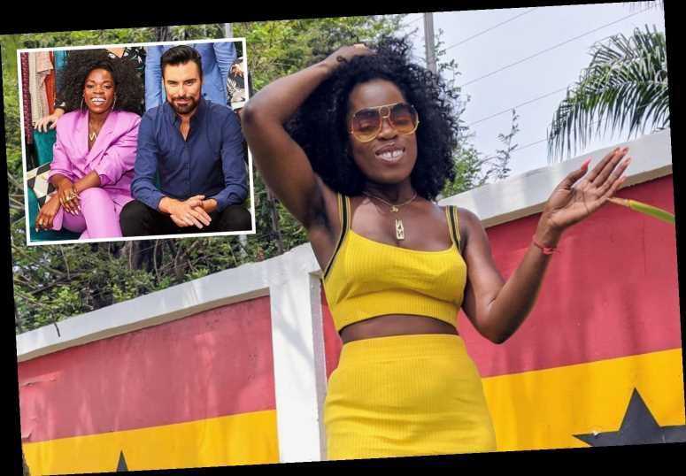 I love styling with Rylan Clark-Neal, says Sun writer Nana Acheampong on her new primetime TV job