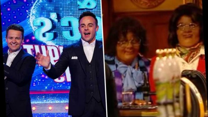 Ant and Dec issue apology as they axe episodes of Saturday Night Takeaway with controversial 'blackface' disguises – The Sun