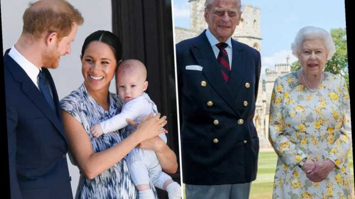 Meghan Markle and Prince Harry 'wished Prince Philip happy birthday in private Zoom call' shunning public Instagram post
