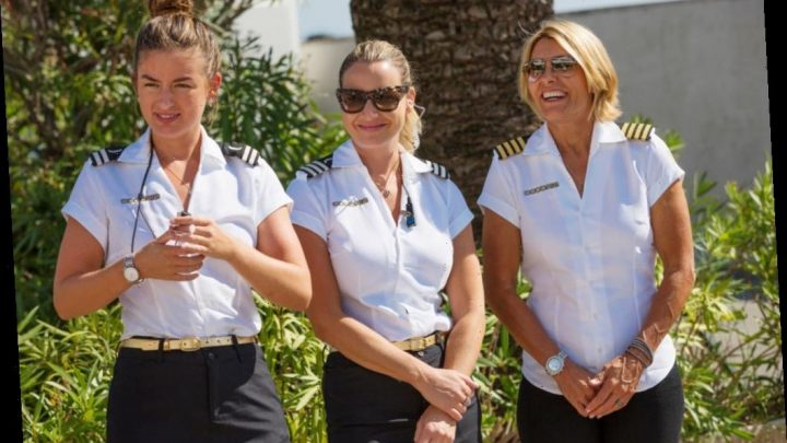'Below Deck Med': Captain Sandy Doesn't Believe That Hannah Ferrier Is Really Leaving the Show