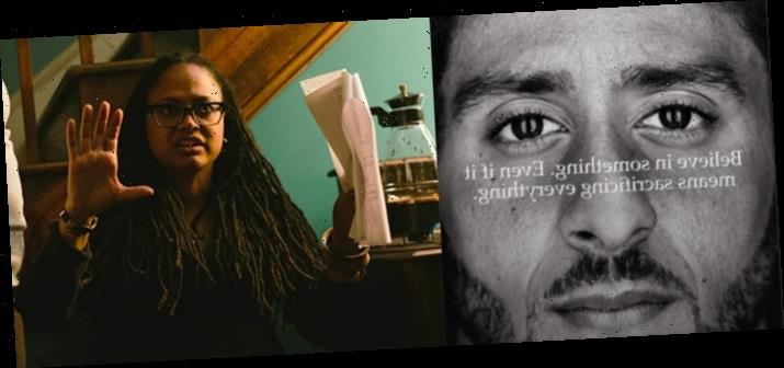 'Colin in Black and White': Ava DuVernay and Colin Kaepernick Team Up For Netflix Series Based on Kaepernick's High School Years