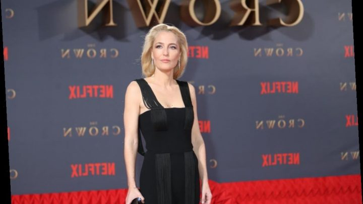 Who Is Actress Gillian Anderson Dating?