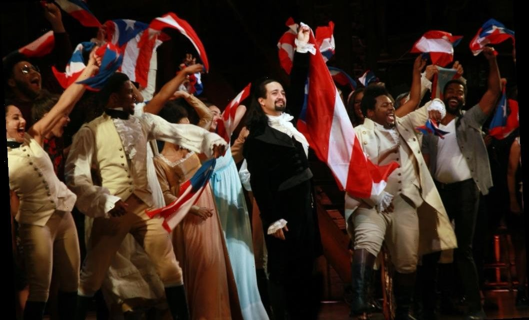 When Does 'Hamilton' Premiere on Disney+?