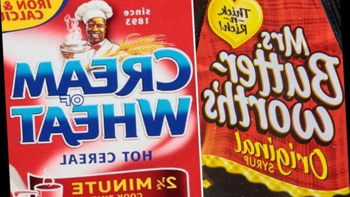 Mrs Butterworth and Cream of Wheat under 'review' after Aunt Jemima and Uncle Ben's rice announce changes amid unrest – The Sun