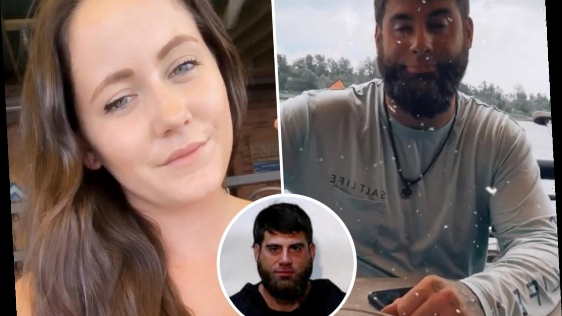 Teen Mom Jenelle Evans shares pics from date night with husband David days after his arrest for 'assaulting her friend' – The Sun