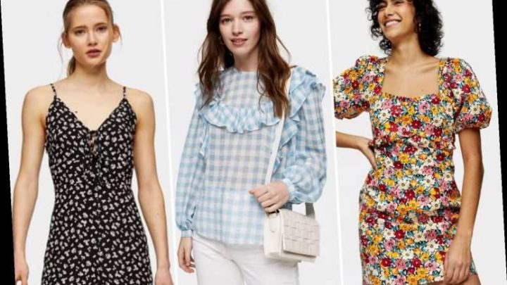 Topshop have up to 50% on EVERYTHING until Sunday – here's what to buy now and wear all summer