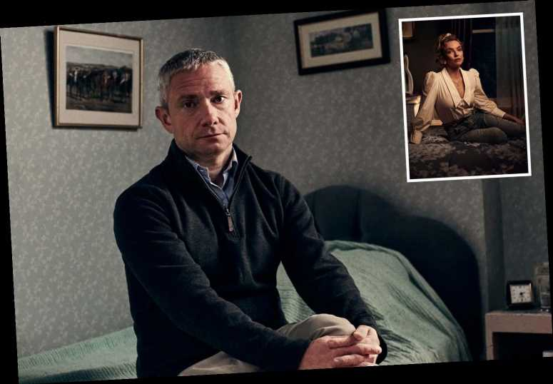 Talking Heads viewers distracted by Martin Freeman's Yorkshire accent as he impersonates old northern woman – The Sun