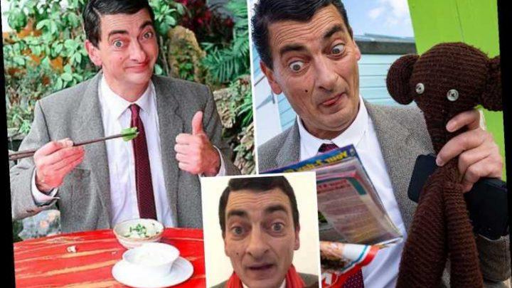 Brit Mr Bean look-a-like stranded in Wuhan coronavirus lockdown now unlikely internet star in Asia with 400 million fans