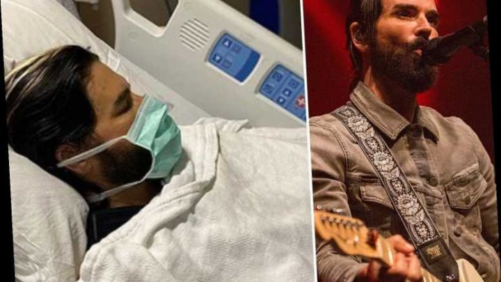Dashboard Confessional's Chris Carrabba suffers 'severe' injuries in motorcycle crash but vows to make 'full recovery' – The Sun
