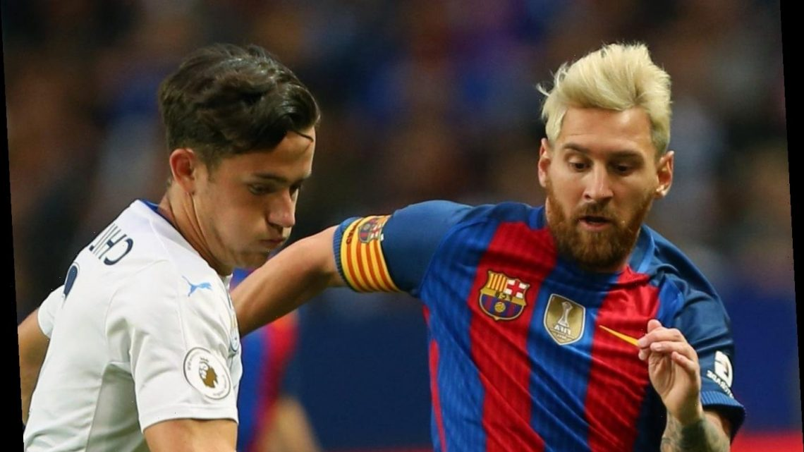 Lionel Messi 'wasn't interested' in playing Leicester in pre-season game but still made life hell for Ben Chilwell – The Sun