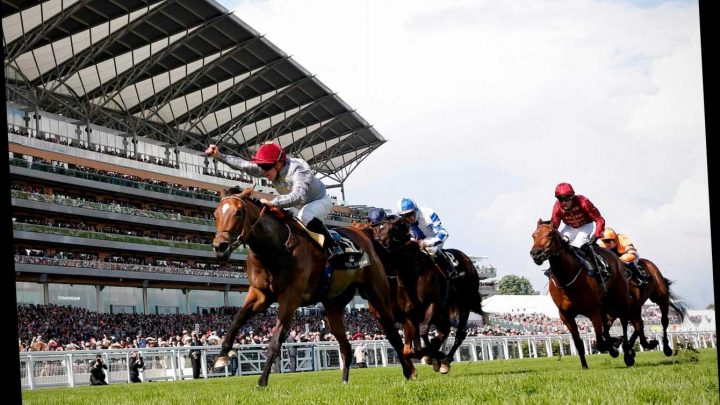 Royal Ascot: Bet £10 on first race and get £10 free bet on ALL remaining races for the day – The Sun