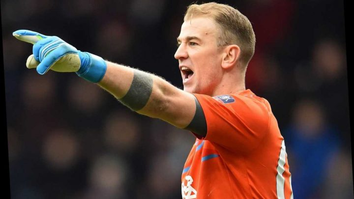 Why Joe Hart would be a good signing for Arsenal after Bernd Leno injury… if Arteta can get him back to old form – The Sun