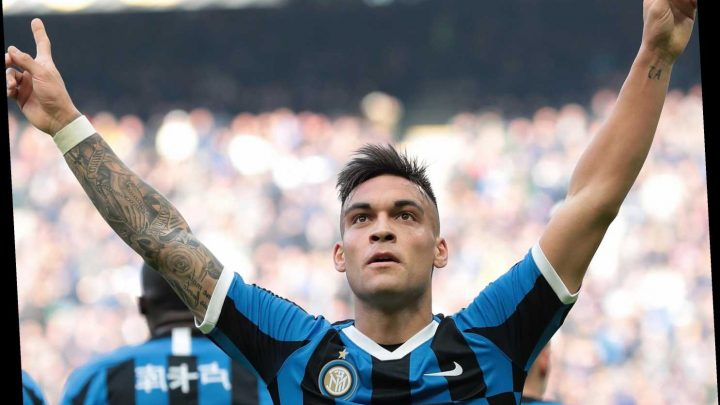 Man Utd and Real Madrid keeping tabs on Lautaro Martinez transfer situation with Barcelona move continually delayed – The Sun