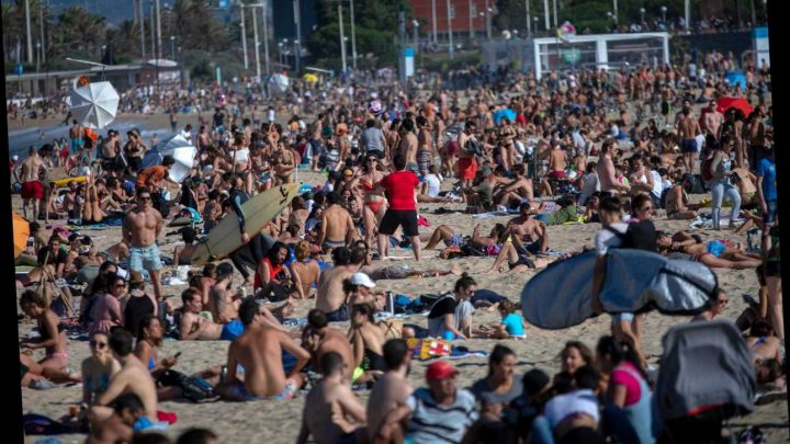 Brits can travel to Spain without needing to quarantine from tomorrow in a huge boost for holidaymakers