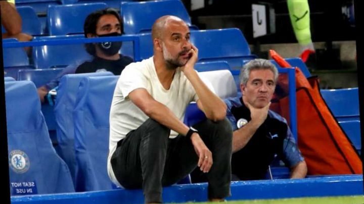 Pep Guardiola refuses to commit to Man City beyond the end of next season as club chiefs push for extension – The Sun