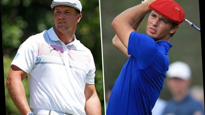 Bryson DeChambeau body transformation sees PGA Tour star pack on 20kg of muscle and hit monster 365 yard drives – The Sun