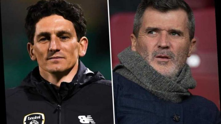 Roy Keane labels Keith Andrews a 'bulls***ter' as he casts doubt on what he'll bring to Republic of Ireland setup – The Sun