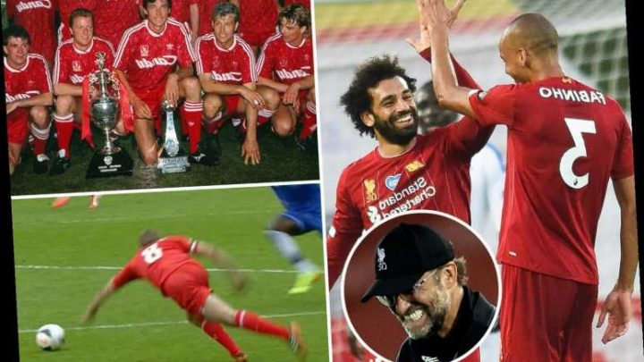 Liverpool WIN historic first Premier League title ending 30-year wait to become champions of England again – The Sun