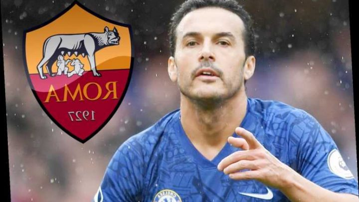 Pedro agrees to join Roma on free transfer after finishing season with Chelsea – The Sun