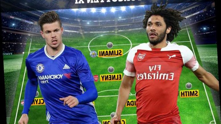 The Premier League forgotten XI, including Chelsea's Marco van Ginkel and Arsenal ace Mohamed Elneny – The Sun