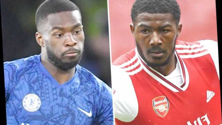 Tomori is Chelsea's most valuable English academy product, Maitland-Niles is Arsenal's and Rashford at Man Utd – The Sun