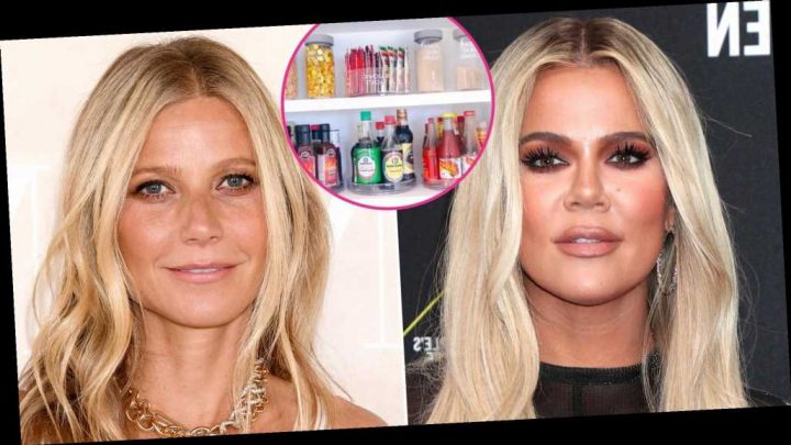 How Khloe Kardashian, Gwyneth Paltrow and More Keep Their Homes So Neat