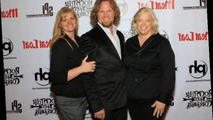 'Sister Wives': Only One of Kody Brown's Four Wives Has Never Been Legally Married