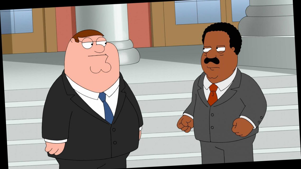 'Family Guy' Actor Steps Down From Cleveland Role: 'Persons of Color Should Play Characters of Color'