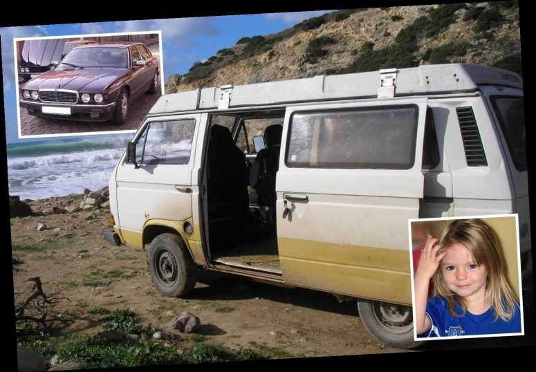 Madeleine McCann cops reveal prime suspect as German drifter living in campervan near where three-year-old vanished – The Sun