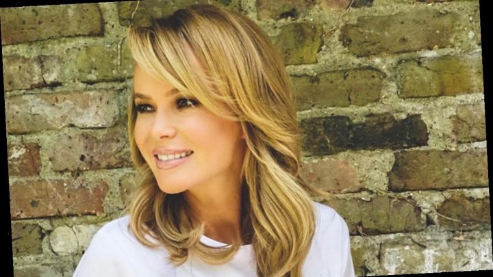 Britain's Got Talent star Amanda Holden, 49, finally reveals the secret behind her youthful glow