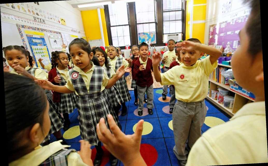 Charter schools are the best way to wipe out educational disparity