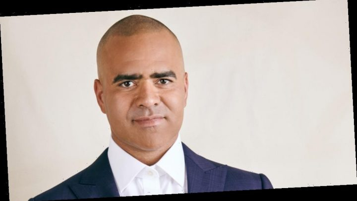 'Hamilton's Christopher Jackson Signs With CAA, Talks Disney+ Debut, Broadway's Need For Racial Equality