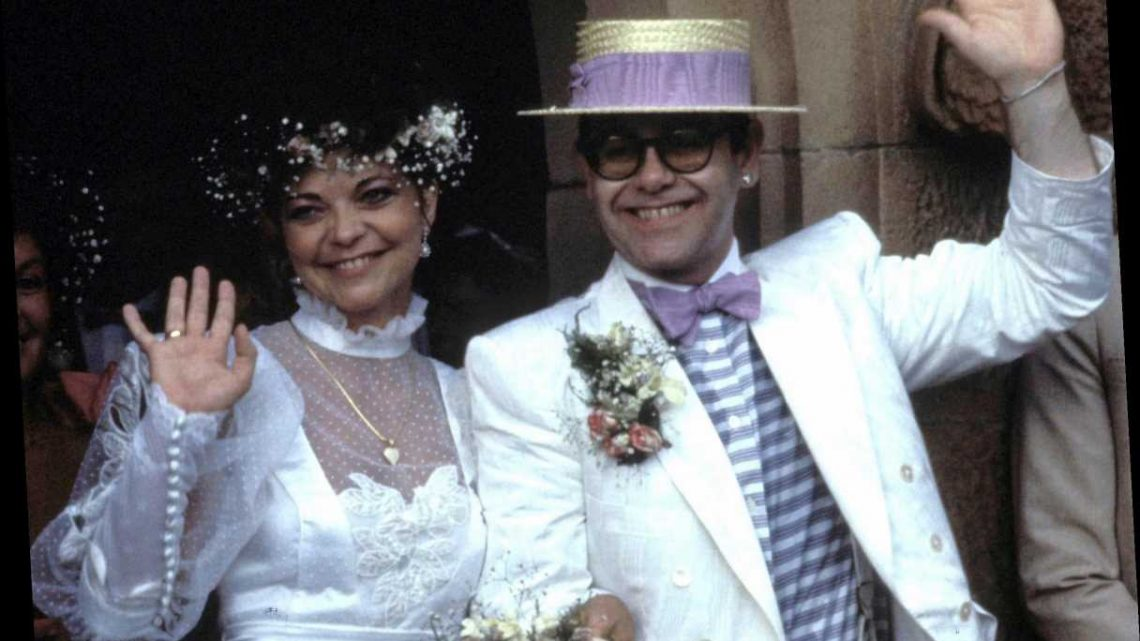 Sir Elton John's ex-wife launches legal action 32 years after divorce